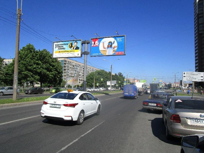 Размещение наружной рекламы на щитах (билбордах)