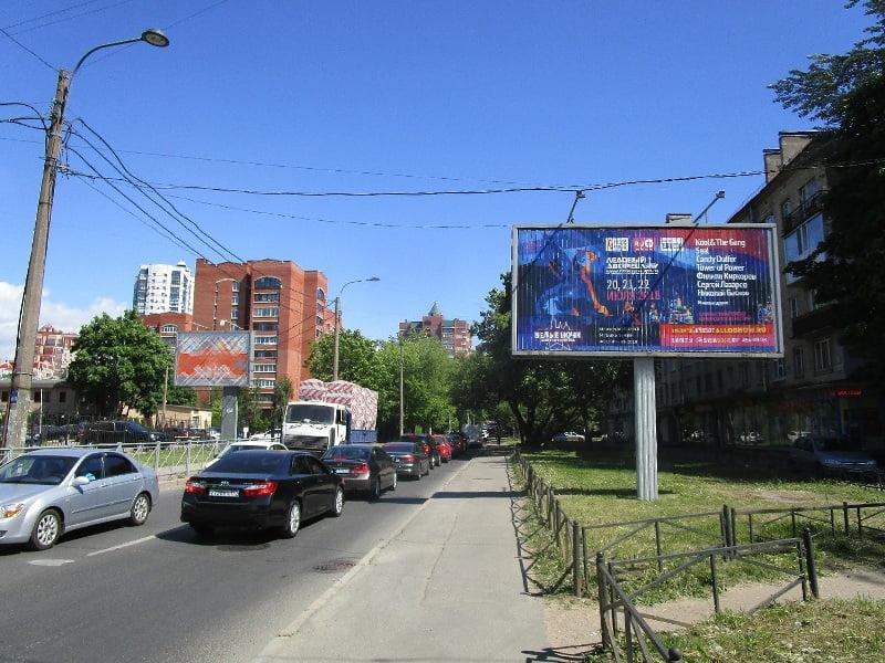 Размещение наружной рекламы на щитах (билбордах) 2